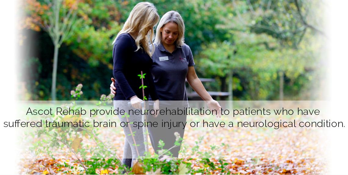 Neuro Rehabilitation – Ascot Rehab, London