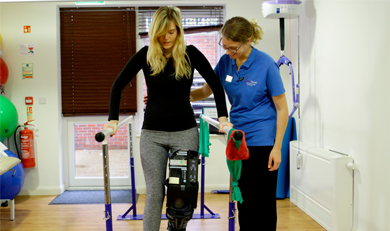 Neurophysiotherapy and musculoskeletal