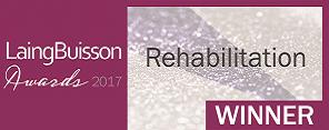 Ascot Rehab - Winner at LaingBuisson Awards 2017